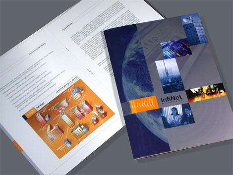 Изготовление дизайна буклета